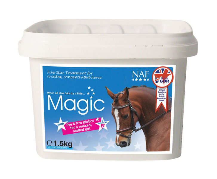 NAF Five Star Magic  image #1
