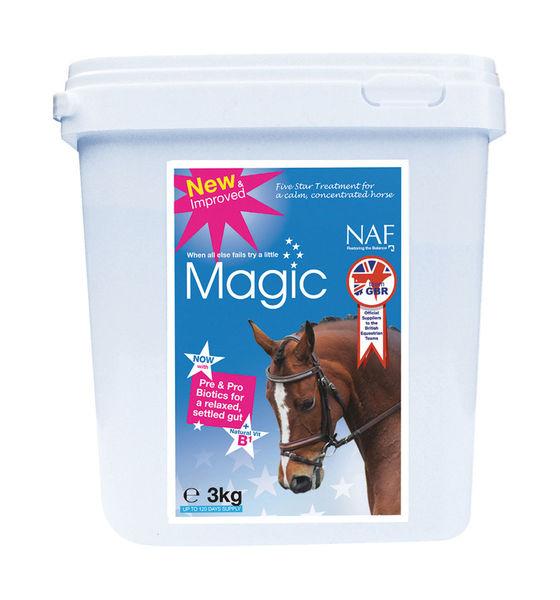 NAF Five Star Magic  image #2