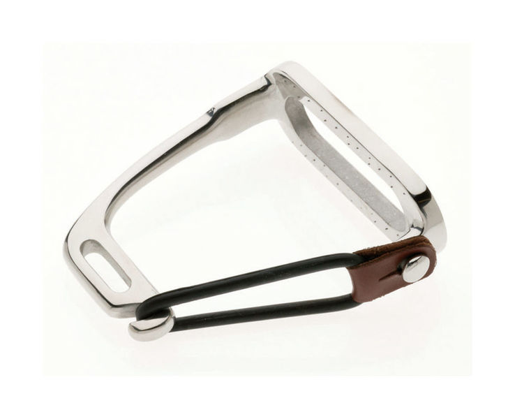 Peacock Safety Irons Stirrup image #1
