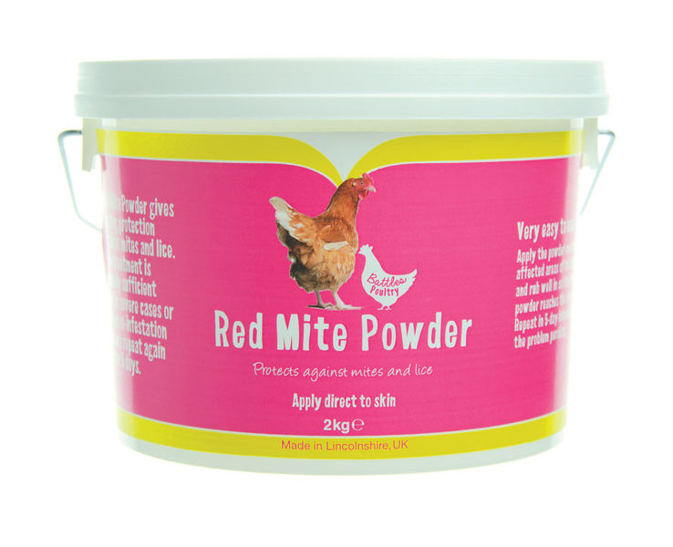 Poultry Red Mite Powder image #3