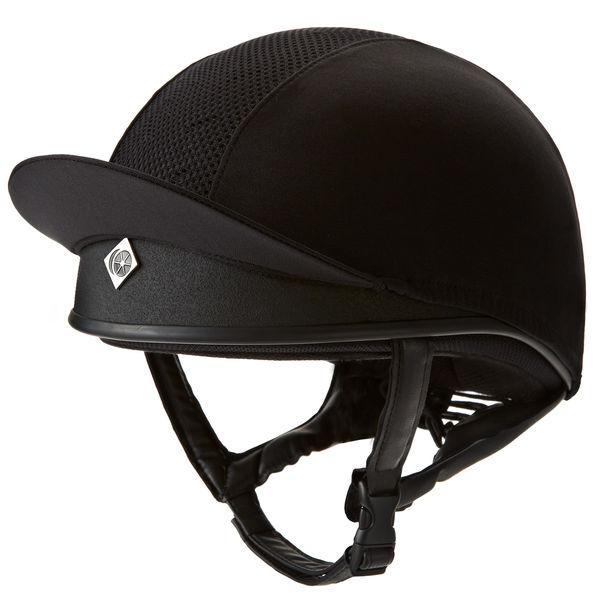 Size 56 Black Round