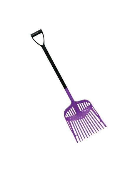 Harold Moore Shavings Fork Purple
