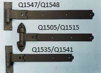 Self Colour Heavy Reversible Hinges