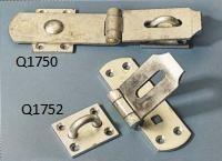 Swivel Locking Bars Galv Horiz 254mm long