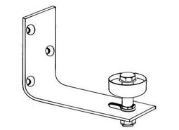 Wall Mounted Roller Guide