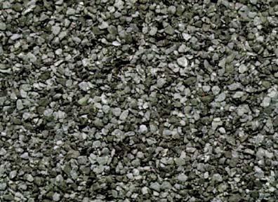 Fibre Glass Square Butt Shingles In Grey