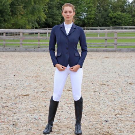 Hy Equestrian Roka Rose Show Jacket  image #3