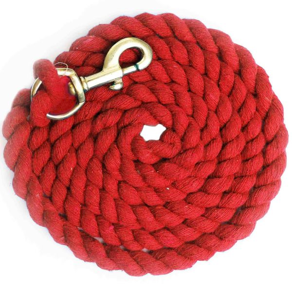 Leadrope Red