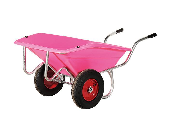 Cheeky Barrow Pink