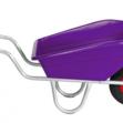 Stubby Shifter Purple