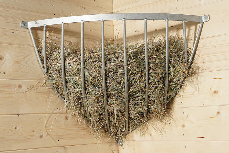Traditional Corner Hay Rack image #2