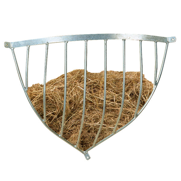 Traditional Corner Hay Rack