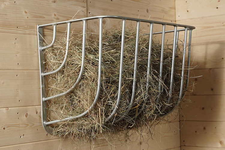 Traditional Wall Hay Rack image #2