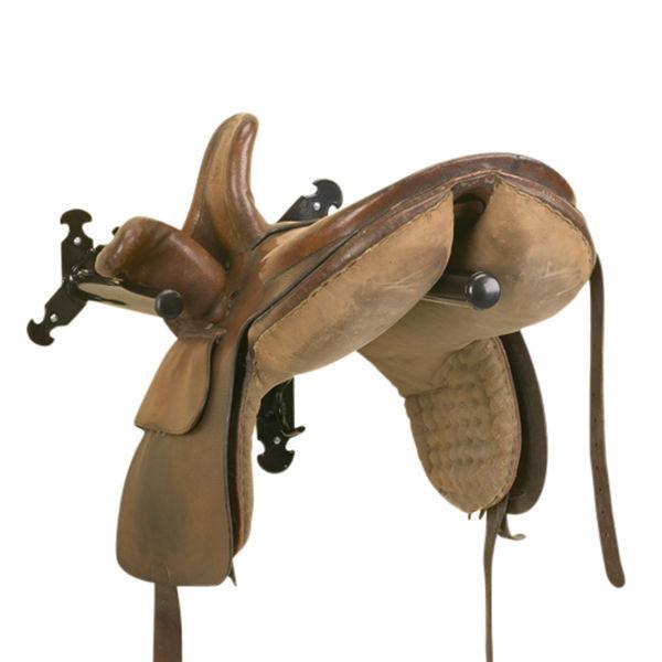 Side Saddle Rack
