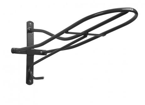 Standard Saddle Rack Black