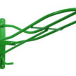 Standard Saddle Rack Green