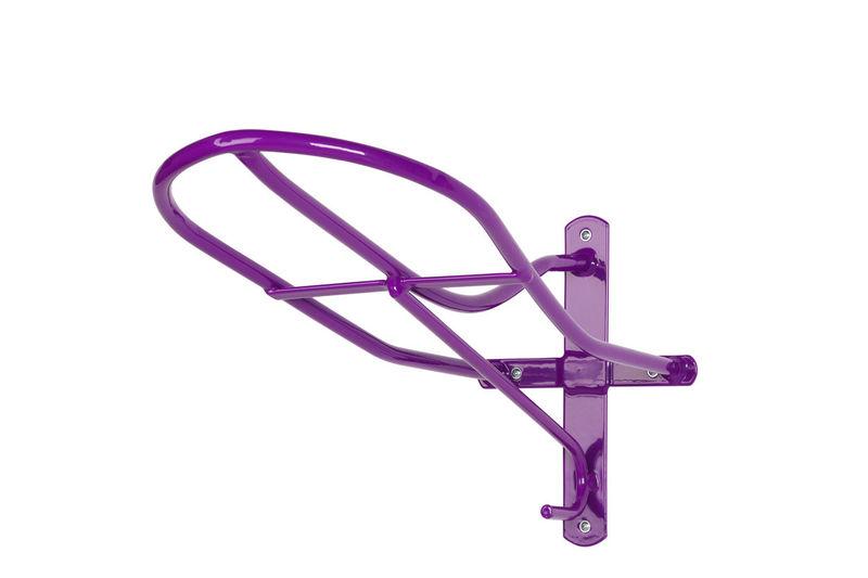 Standard Saddle Rack Purple