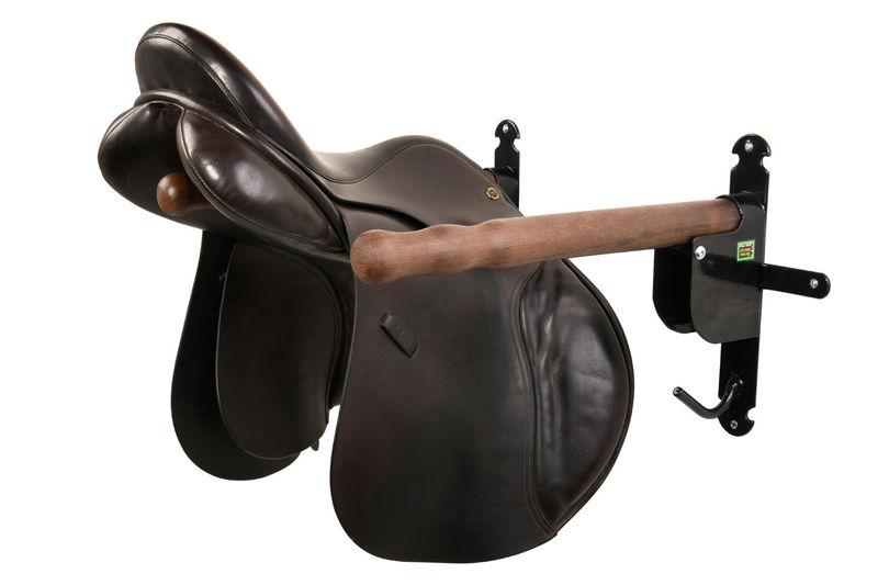 Retro Folding Saddle Rack image #1