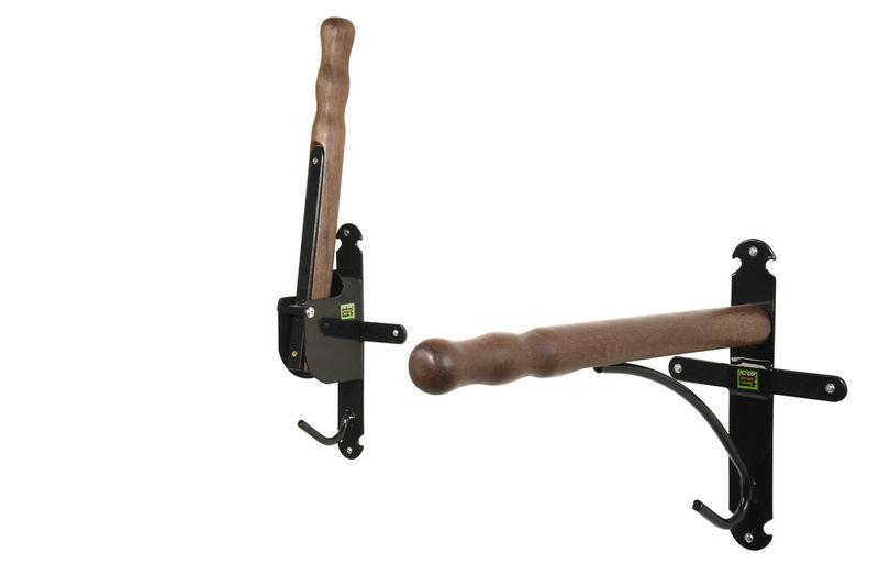 Retro Folding Saddle Rack image #2