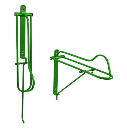 Folding Saddle Rack Green