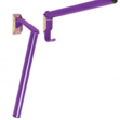 Folding Pole Saddle Rack Purple