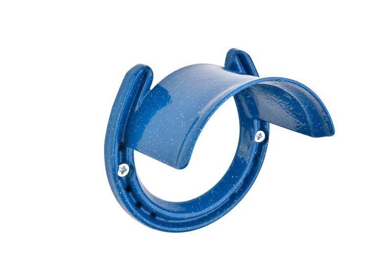Classic Bridle Rack Blue