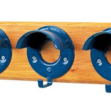 Bridle Racks On Board Blue