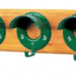Bridle Racks On Board Green