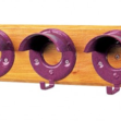 Bridle Racks On Board Purple