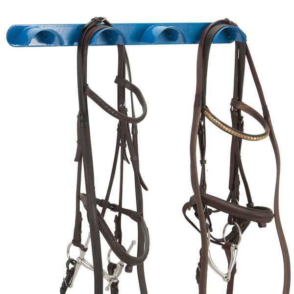 Quad Bridle Rack with 2 Bridles