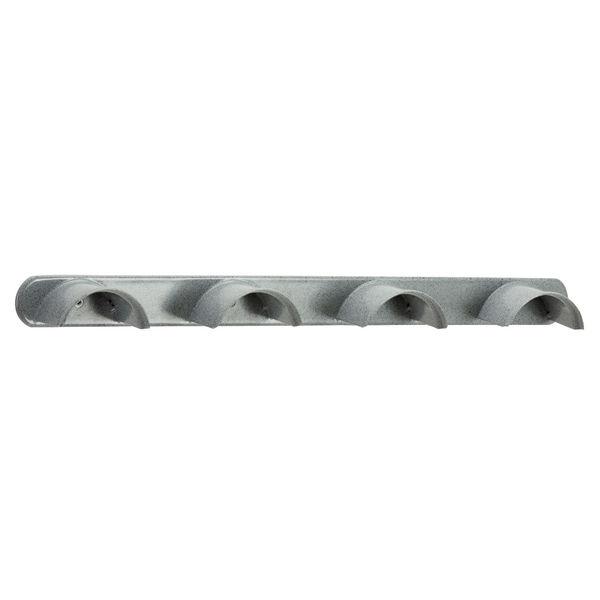 Quad Bridle Rack Grey