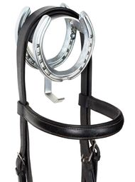 Bright Zinc Plated Bridle King