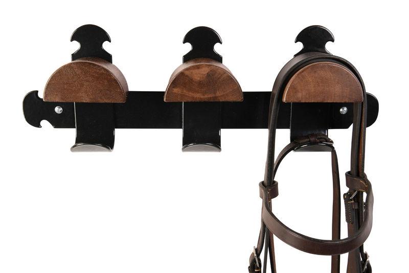 Retro Triple Bridle Racks image #1