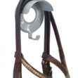 Individual Bridle Rack Grey