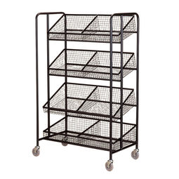 Merchandise Display Trolley