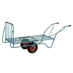 Tubular Bale & Feed Trolley