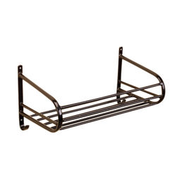 Luggage Rack Black