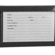 Large Stud Card Holder Black
