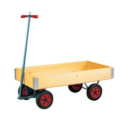 Small Turntable Trolley
