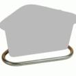 Corner Manger support frame
