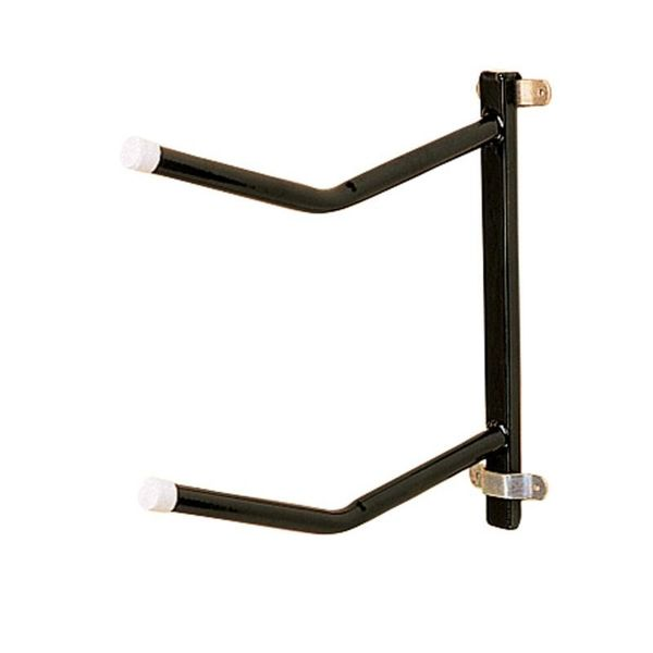 Twin Arm Clip-On Saddle Rack