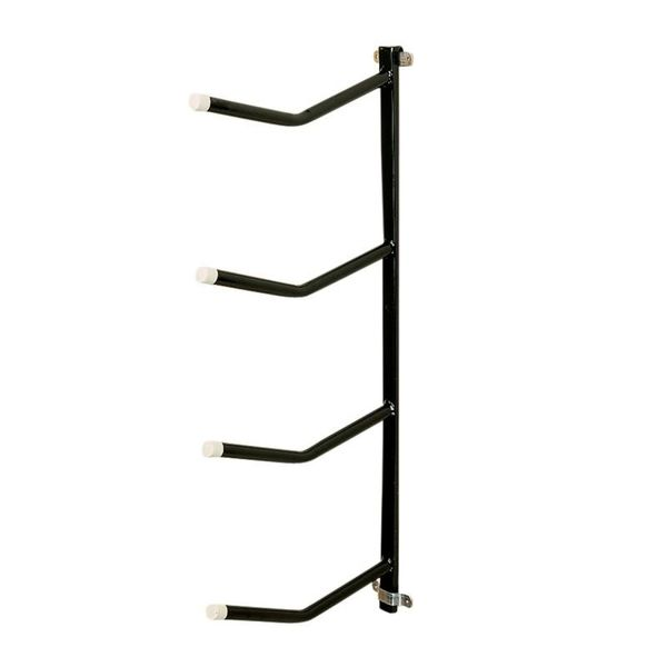Quadruple Arm Clip-On Saddle Rack