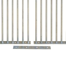 Jointing Plate for Heavy Grilles