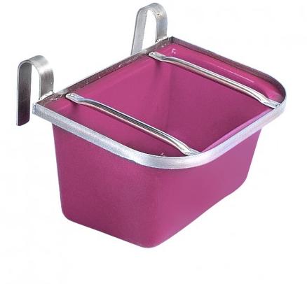Large Portable Manger Pink