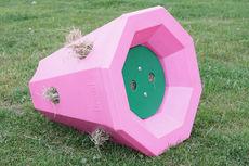 Liddled Hay Roller