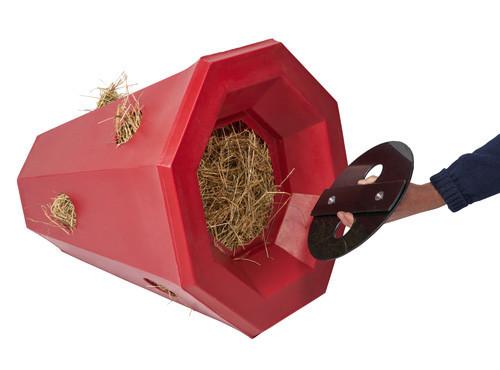Lidded Hay Roller  image #4