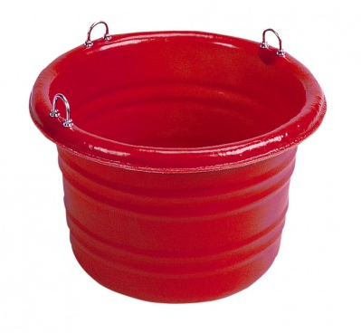 Junior Feed Tub Red