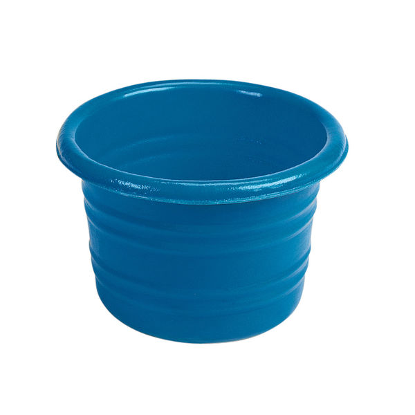 Stable Water Tub - 6 Gallon - Blue