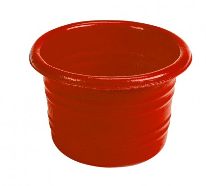 Stable Water Tub - 6 Gallon - Red