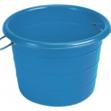 Large Manure Basket Blue